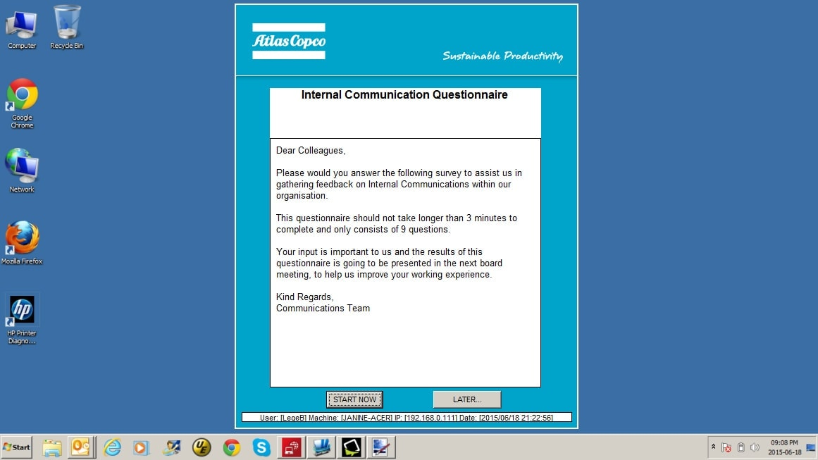 CLA Surveys Image 2