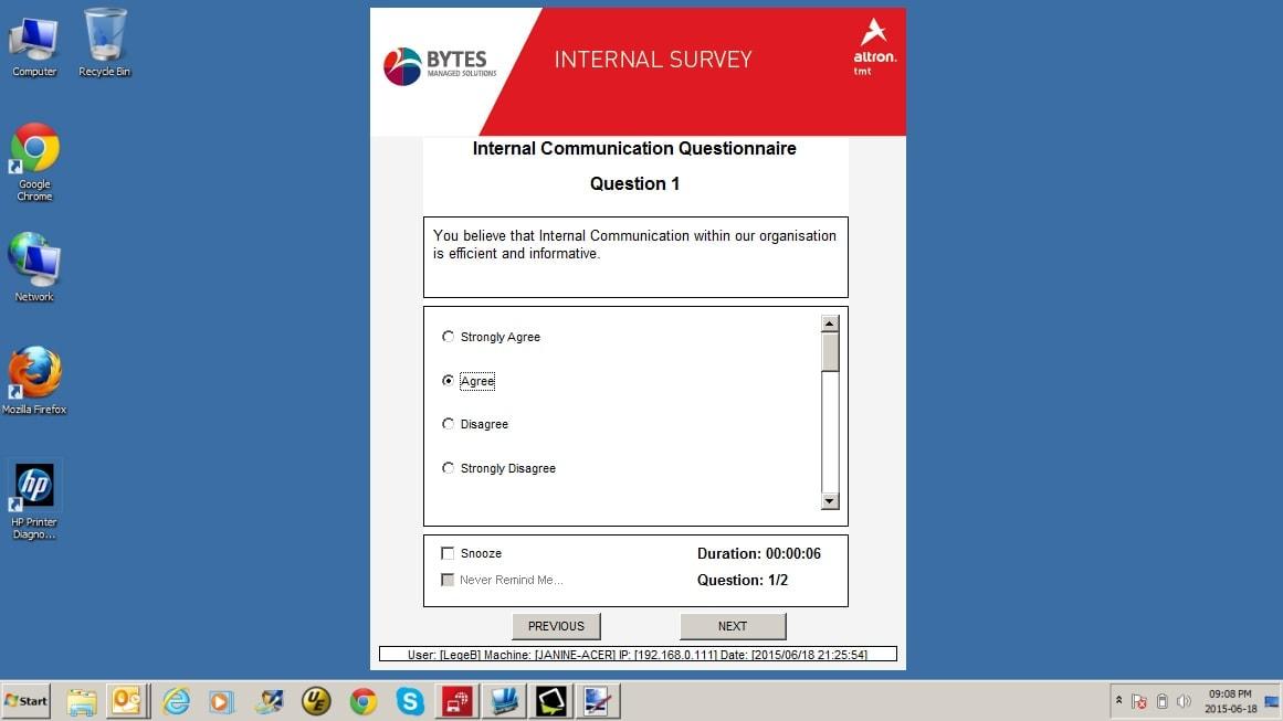 CLA Surveys Image 3